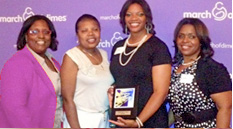 March of Dimes Nurse of the Year Guests
